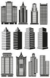 Tall buildings Stock Photos