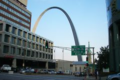 St. Louis Attractions stock photo