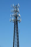 Tall cell tower Royalty Free Stock Photos