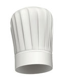 Tall Chef hat vector icon Stock Photography
