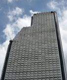 Tall Condomenium building in Bangkok Stock Image