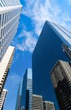Tall Corporate Buildings Royalty Free Stock Photo