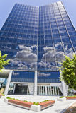 Tall corporate office building Stock Photos