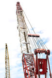 Tall Crane Royalty Free Stock Photography