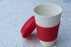 Tall cup Stock Photo