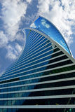 Tall Evolution Tower in Moscow, Russia Stock Photography