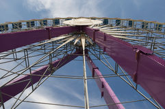 Tall Ferris Wheel Royalty Free Stock Photo