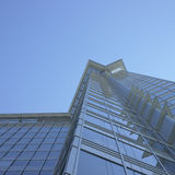 Tall glass building Stock Images