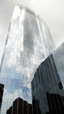 Tall glass building Royalty Free Stock Image