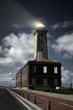 Tall Lighthouse Royalty Free Stock Photography
