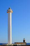 Tall lighthouse Royalty Free Stock Image