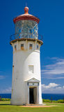 Tall Lighthouse on Sunny Day Royalty Free Stock Photography