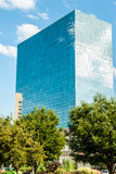 Tall Modern glass office building in St Louis Missouri Royalty Free Stock Photos