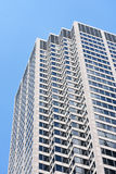 Tall modern sky scrapper. Tall modern urban sky scrapper Stock Image