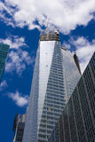 Tall office building Royalty Free Stock Photography