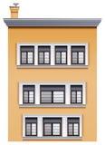 A tall office building Stock Photos