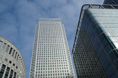 Tall Office Building in London Stock Photo