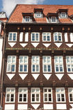 A tall and old house Royalty Free Stock Photography