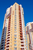 Tall residential building Royalty Free Stock Image