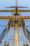 A tall ship Stock Photo