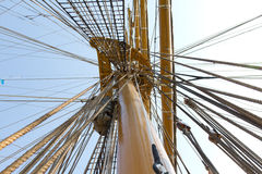 A tall ship Stock Photos