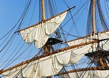 Tall ship royalty free stock photos