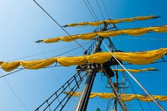 Tall Ship Stock Images