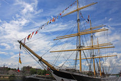 Tall ship Royalty Free Stock Image