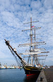 Tall ship Royalty Free Stock Photo