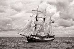 Tall Ship ATLANTIS Stock Images