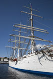 Tall ship barque Stock Photography