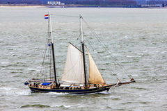 Tall Ship the `Catherina` Royalty Free Stock Images