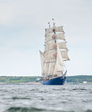 Tall Ship Concordia Stock Photos
