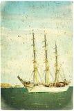Tall ship. Dublin. Ireland Royalty Free Stock Photos