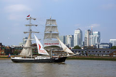 A Tall Ship Royalty Free Stock Image
