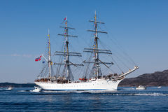Tall Ship Races Bergen Stock Images