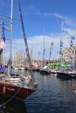 Tall Ship Races Bergen Royalty Free Stock Photos