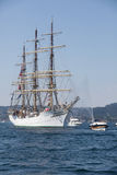 Tall Ship Races Bergen Royalty Free Stock Images