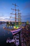The Tall Ship Races in Szczecin royalty free stock photos