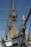 TALL SHIP RIGGING Stock Images