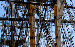 Tall Ship Riging Stock Photos