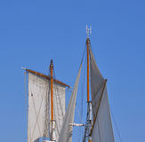 Tall ship sail Stock Photos