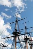 Tall Ship Sailing Boat. Stock Photography
