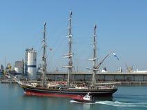 Tall Ship, Sailing Ship, Ship, Barque royalty free stock images