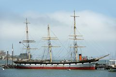 Tall Ship Royalty Free Stock Photography
