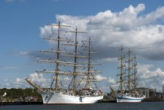 Free Tall Ships Stock Photography - 25169882
