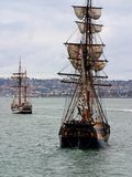 Tall Ships Royalty Free Stock Photo