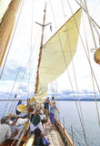 Tall Ships America Stock Photo