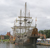Tall Ships America Royalty Free Stock Images