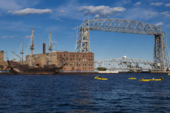 Tall Ships Duluth Stock Images